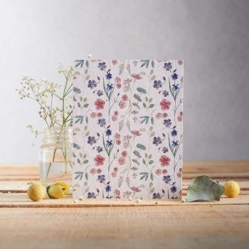 Floral Mix Card by Hannah Marchant