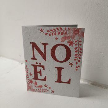 Noel Card by Hannah Marchant