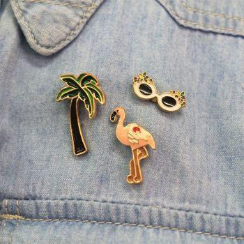 Summer time Pin Set