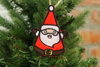 Kawaii Santa Claus