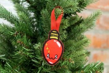 Kawaii Christmas Tree Light, Tree Decoration