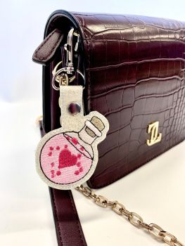 Love Potion Bag charm