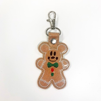 Gingerbread Mickey Mouse