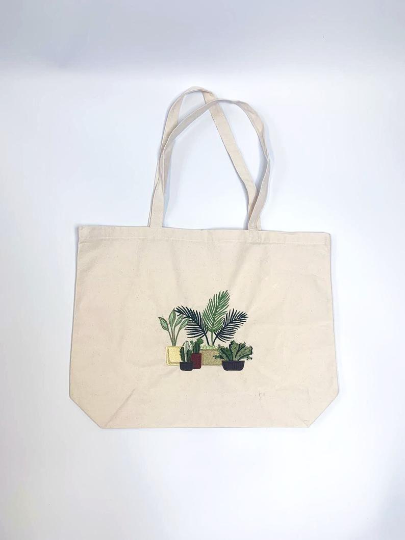 House plant Shopper bag