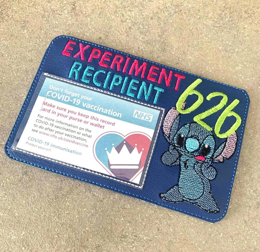 Experiment 626 stitch covid Vaccination