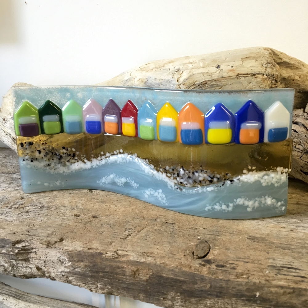 Beach Hut Shoreline