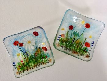 Summer meadow Trinket dish