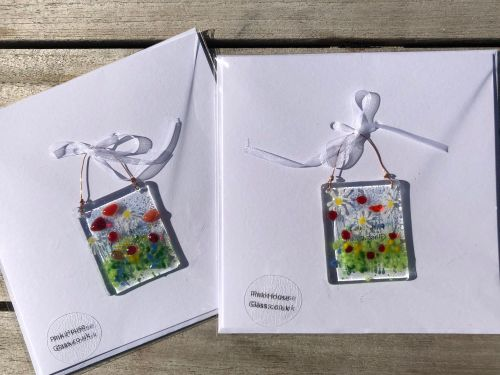 Summer meadow cards