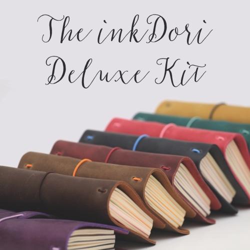 The inkDori Deluxe Kit [Pocket sized]