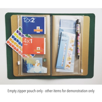 Zipper Organiser Pouch for inkDori