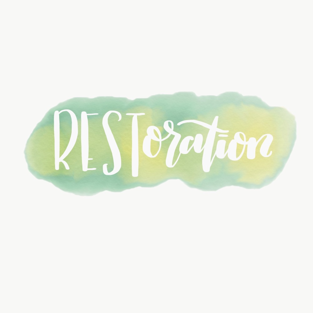 Restoration Handlettering | Grace & Salt ink