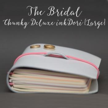 White Bridal Chunky Deluxe inkDori [Large]