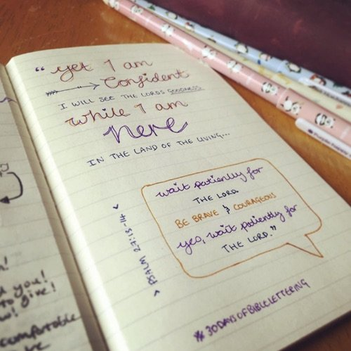 inkDori Traveler's Notebook Organization | TN Inspiration | Grace & Salt ink | Handlettering Notebook