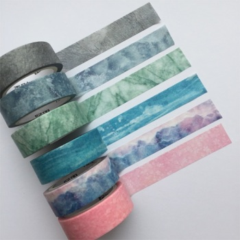 Watercolour Elements Washi Tape