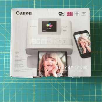 Canon Selphy 1200