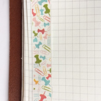 Stationery Geek Washi Tape