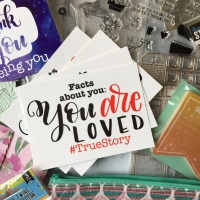 I Sent Love in an Envelope | Letter Writing with Grace & Salt ink