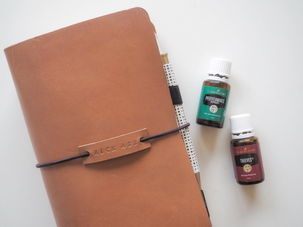 How To Organise your life with Traveller's Notebooks | Bullet Journaling with inkDori | Grace & Salt ink