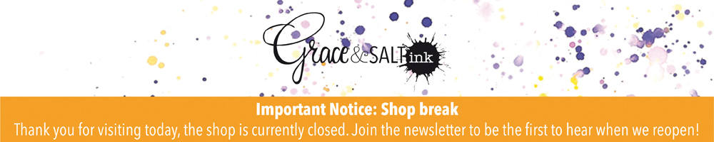 GraceAndSaltink, site logo.