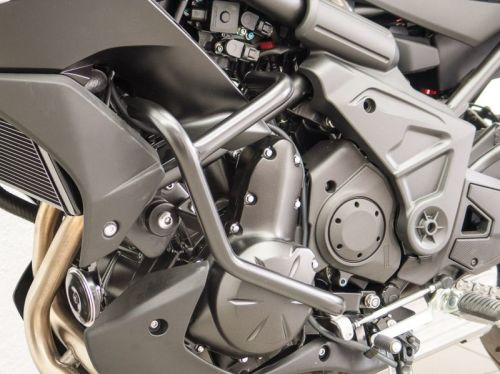 Engine bars, upper crash bars for Kawasaki Versys 650(Versys/15) from 2015