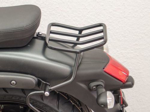 Luggage carrier for Kawasaki Vulcan S (EN 650) from 2015 onwards