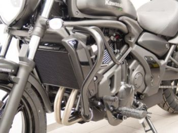 Engine bars, upper crash bars for Kawasaki Vulcan S (EN650) from 2015 onwards