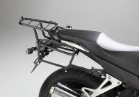 Side Pannier Racks for Givi/ Kappa Monokey Cases for Honda Crossrunner VFR 800 X (RC60), 2011- 2014