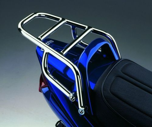 Luggage Carrier for Suzuki GSX 1400, (WVBN) 2001-2006 in chrome finish