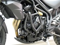 Engine bars, off-road crash bars for Triumph Tiger 800 and Tiger 800 XC from 2011- 2014