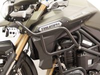 Engine bars, off-road crash bars for Triumph Tiger Explorer from 2012 onwards