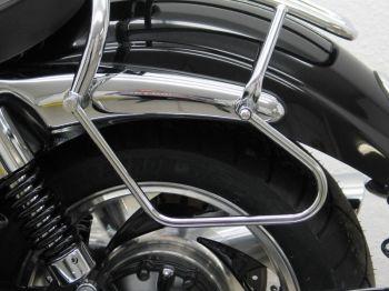 Pannier Racks for Triumph Rocket III Roadster, from 2010 onwards