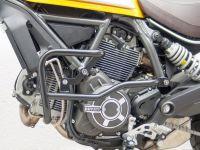 Engine Bars, Crash Bars for Ducati Scrambler 800 Classic (KC) from 2016 onwards
