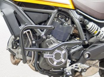 Engine Bars, Crash Bars for Ducati Scrambler 800 Classic (KC) from 2016 onwards