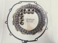 Clutch Repair Kit, EBC & clutch gasket, springs for Honda CB 750 F2, RC42,1992-03
