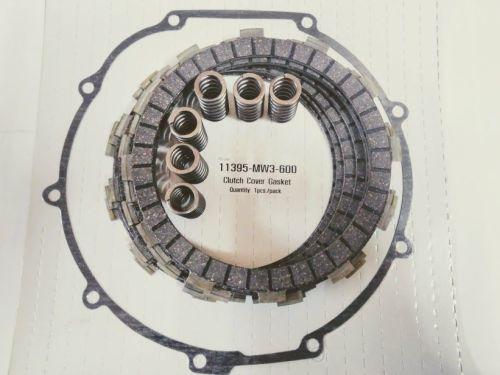 Clutch Repair Kit, EBC & clutch gasket, springs forHonda CB 750 F2, RC42,19