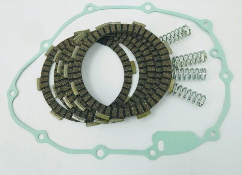 Honda CBR 125 R Clutch Repair Kit, EBC & clutch gasket, springs , 2007 onwa
