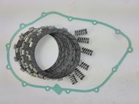 Clutch Repair Kit, EBC & clutch gasket, springs for Honda VFR 750 RC24 & RC36 from 1986- 1997