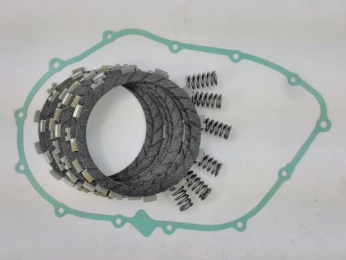 Clutch Repair Kit, EBC & clutch gasket, springs for Honda VFR 750 RC24 & RC