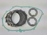 Clutch Repair Kit, EBC & clutch gasket, springs for Honda VFR 750 RC 30 from 1988- 1993