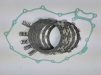 Clutch Repair Kit, EBC & clutch gasket, springs for Honda VTR 1000, 1997- 2006