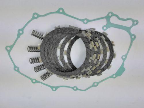 Clutch Repair Kit, EBC & clutch gasket, springs for Honda VTR 1000, 1997- 2