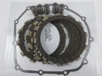 Clutch Repair Kit, EBC & clutch gasket, springs for Honda CBR 1100 Blackbird from 1999- 2008