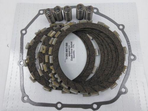 Clutch Repair Kit, EBC & clutch gasket, springs for Honda CBR 1100 Blackbir