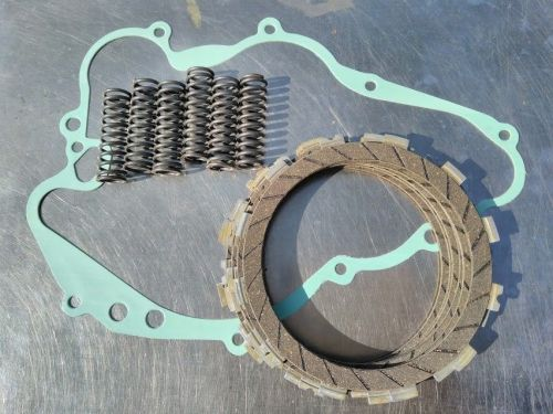 Aprilia RS 125, 1992- 2013 Clutch Repair Kit from EBC & clutch gasket, spri