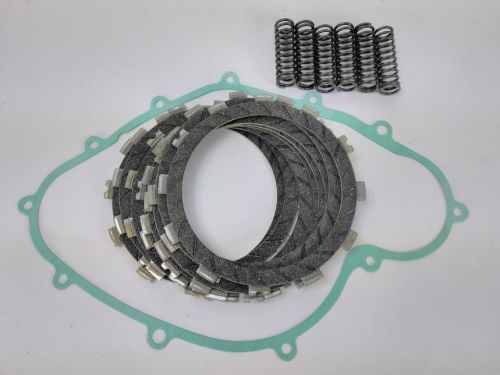 Aprilia RS 250, 1995- 2002, Clutch Repair Kit from EBC & clutch gasket, spr