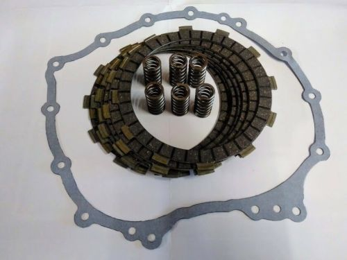 Clutch Repair Kit, EBC & clutch gasket, springs for Triumph Tiger 955i, 200