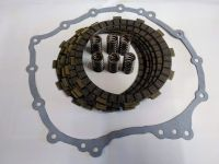 Clutch Repair Kit, EBC & clutch gasket, springs for Triumph Speed Triple 1050 from 2005- 2010