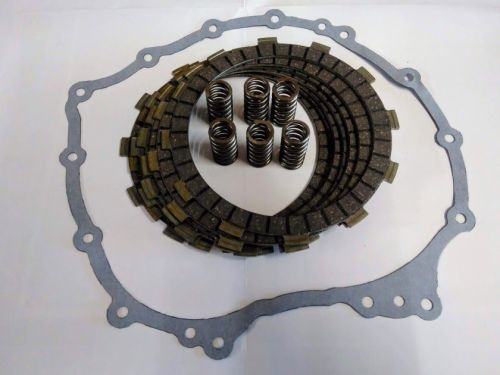 Clutch Repair Kit, EBC & clutch gasket, springs for Triumph Daytona 955i, f