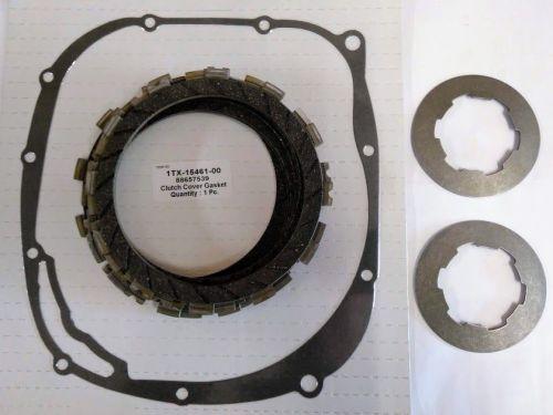Clutch Repair Kit, EBC & clutch gasket, springs for Yamaha XJR 1200, 1995-