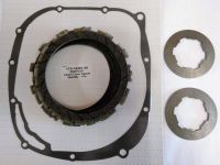 Clutch Repair Kit, EBC & clutch gasket, springs for Yamaha FJ 1200 from 1986- 1997